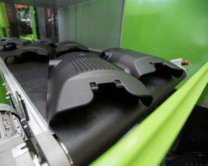 AUTOMOBILE SPARE PARTS CONVEYOR BELT