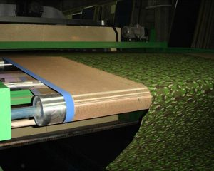 CONVEYOR BELTS FOR TEXTILE PRINTING